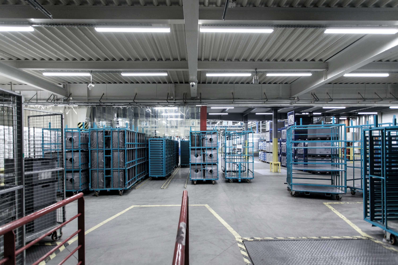 Oprawy przemysłowe Industrial w firmie BSH - Luxon LED