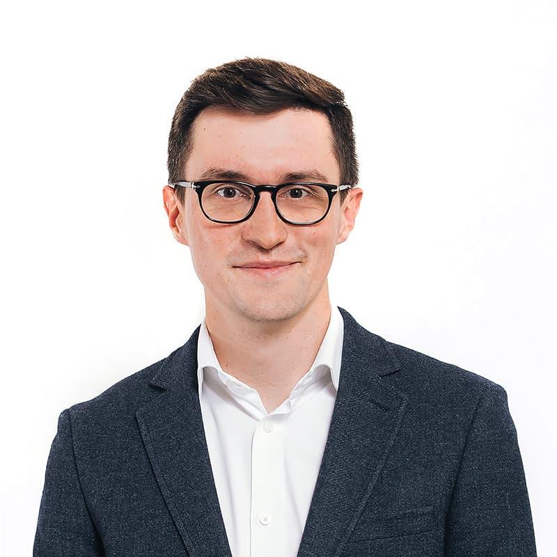 Krzysztof Ostrowski Vorstandsvorsitzender