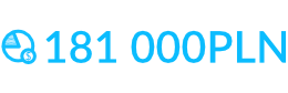 Ikona oszczędności 181000 PLN na oświetleniu - Luxon LED