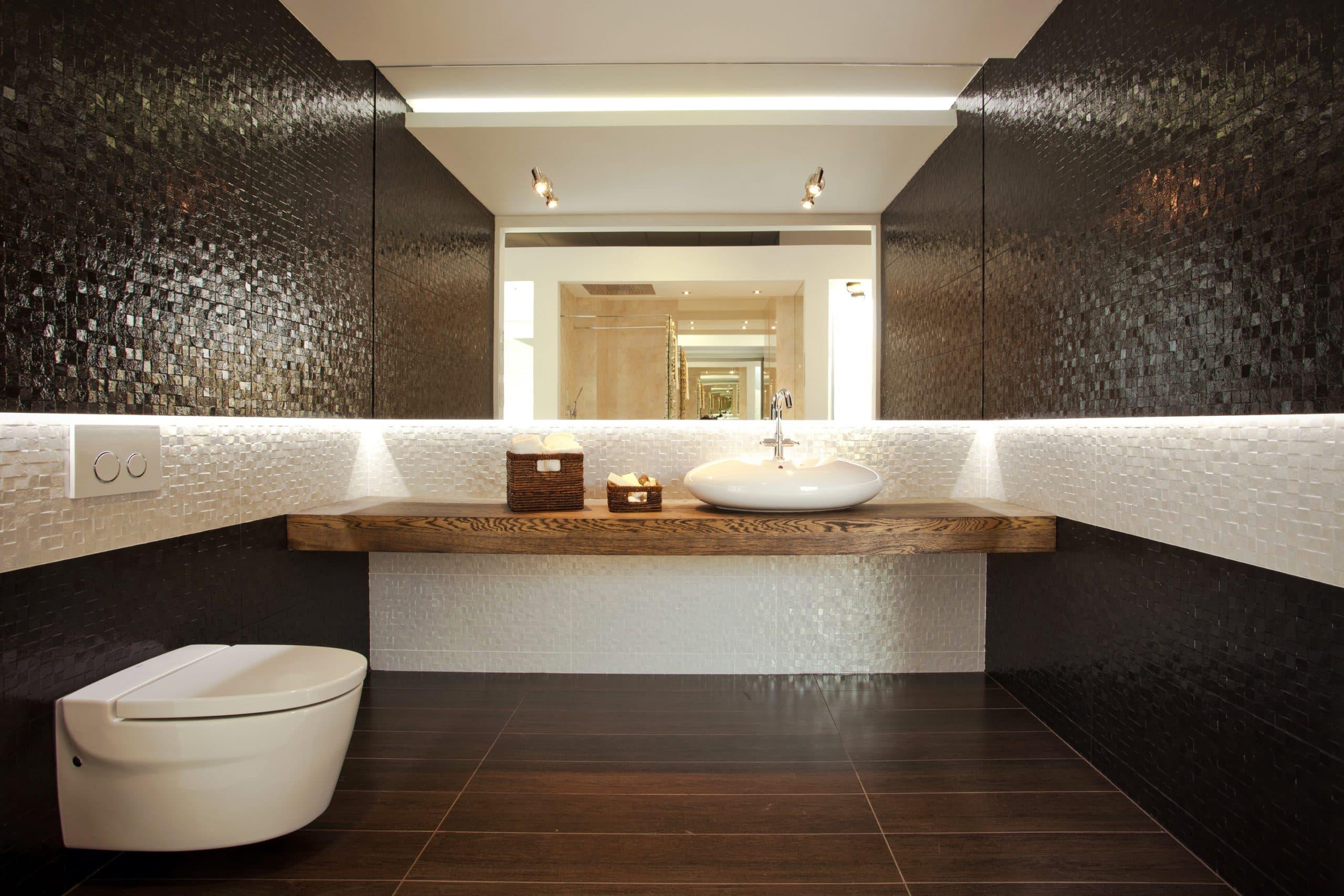 Zmodernizowane oświetlnie budynku firmy Cermag - Luxon LED